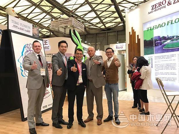 再现惊人奇迹,续写视觉享受!兔宝宝地板将继续亮相2018上海国际地材展
