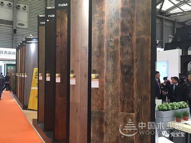 兔宝宝地板亮相上海地材展,带你见证品牌的力量!