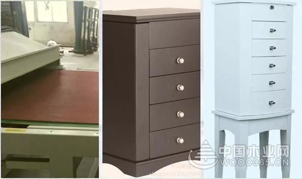 【百家客户】工艺品小型工件批量涂装更显标致
