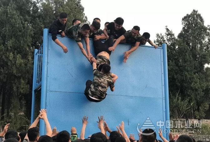 凝心聚力,勇攀高峰——千山集团户外拓展训练圆满结束!