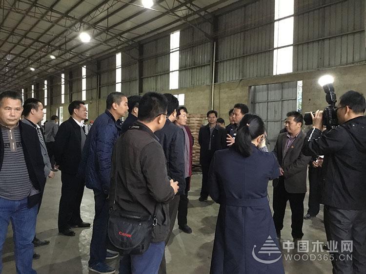 钦州市委领导莅临昌宏无需申请免费送彩金总部视察指导