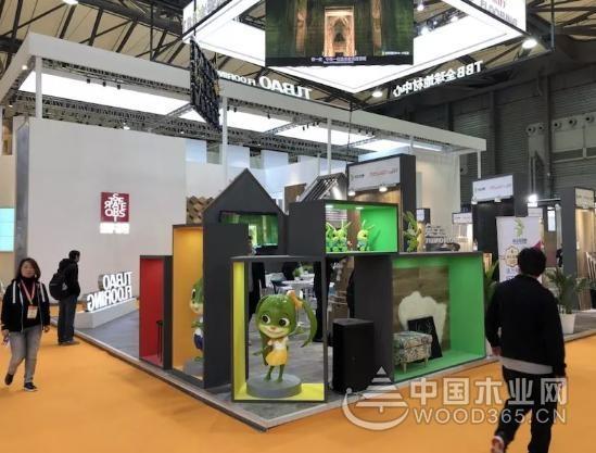 3月26-28日上海地材展,兔宝宝与您不见不散!