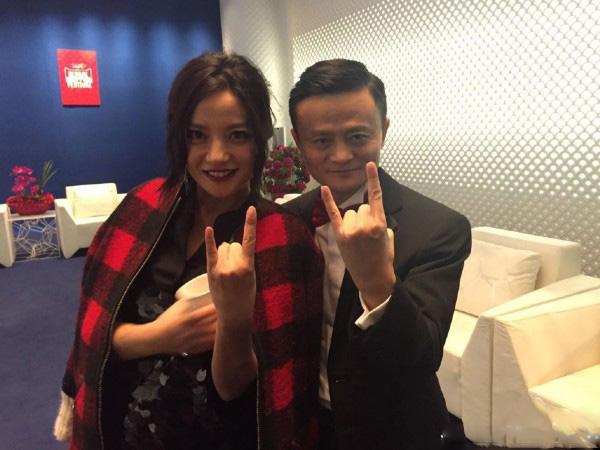 """是什么让马云和赵薇""""在一起""""了?"""