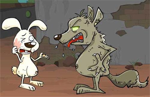 企业管理:一只兔子是怎样吃掉狼的?
