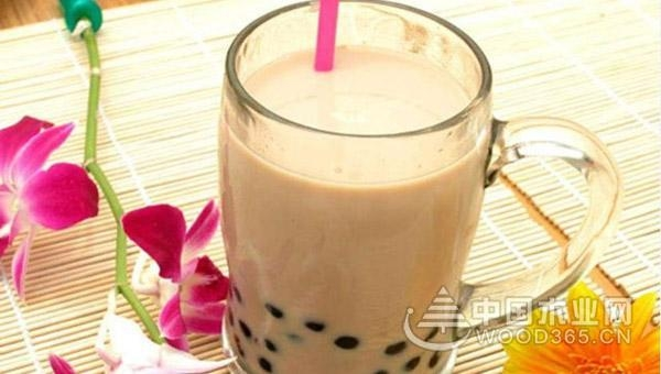 """""""珍珠""""成为奶茶的新创"""