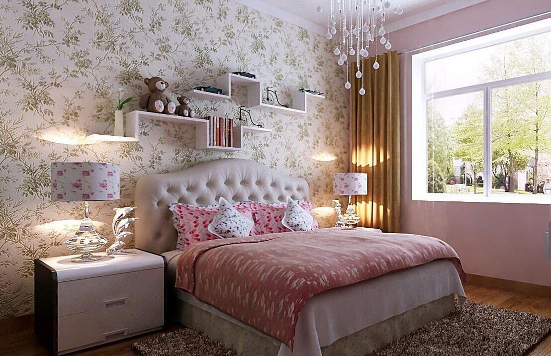 神奇的6平米小卧室装修图片