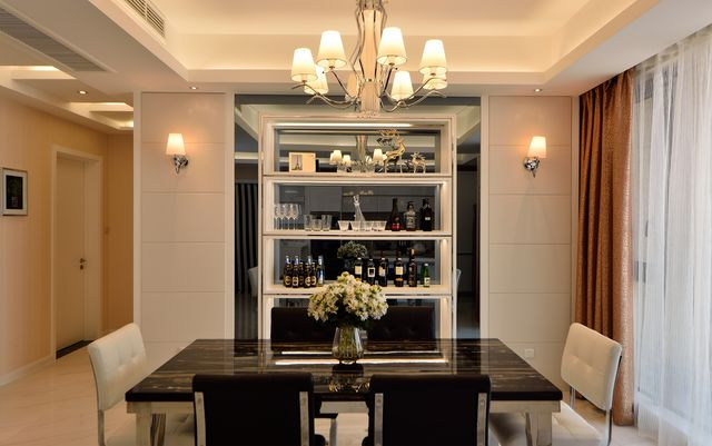 博古酒柜设计图片为你营造高档家居