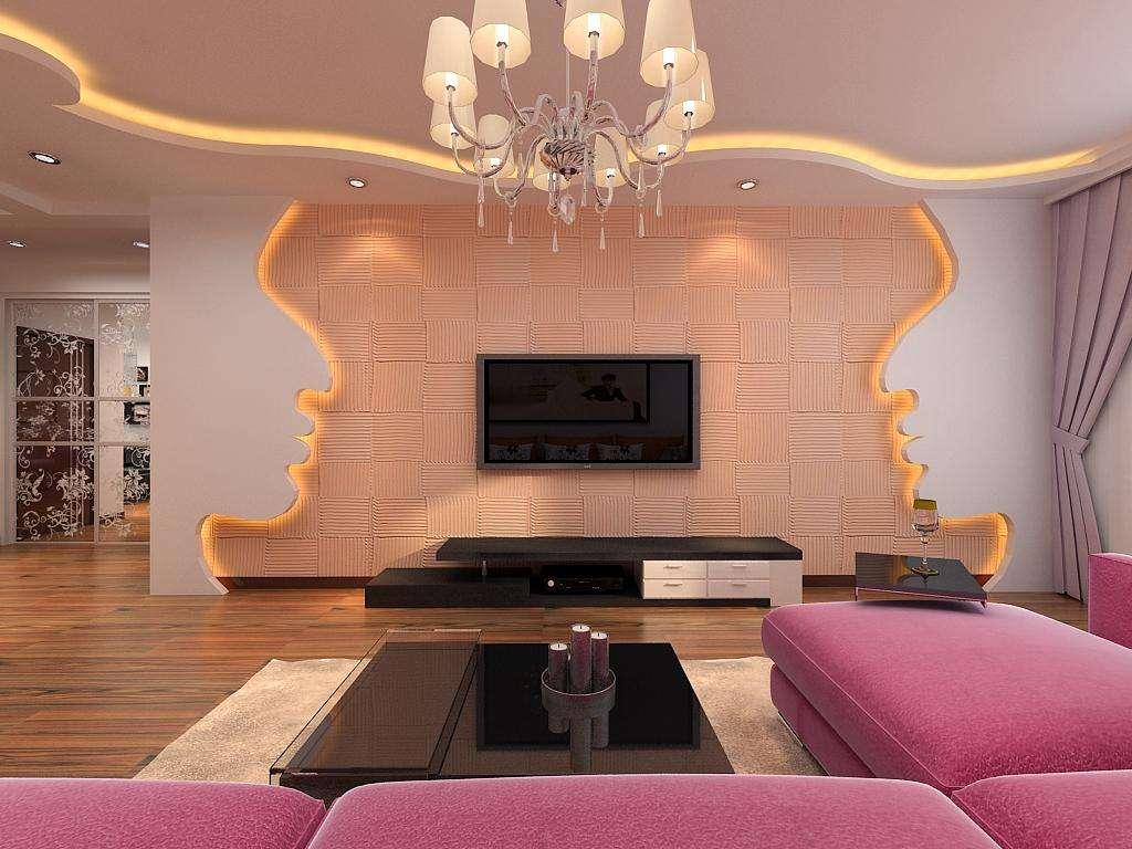 硅藻泥电视背景墙如何设计才出彩?