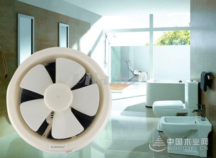 一、卫生间排气扇安装方法   1、吸顶式排气扇外观较好,可安装在卫生间的吊顶上。这种换气扇的管道较短,因此安装时还需购买一个与管道相配套的通风管。   2、壁挂式排气扇体积较小,可镶嵌在墙壁上方,但由于其抽风口的横截面较窄,导致换气力度较弱,所以只适合在面积较小的卫生间内安装。   3、窗式排气扇则不同于前两种,它有单、双两向运转方式,既可将室内空气排出,又可将室外新鲜空气补充到室内,因此,窗式排气扇适用范围比较大,效果也更佳。   要确定安装在吊顶上还是安装的墙上,根据不同的安装位置,选购不同型号
