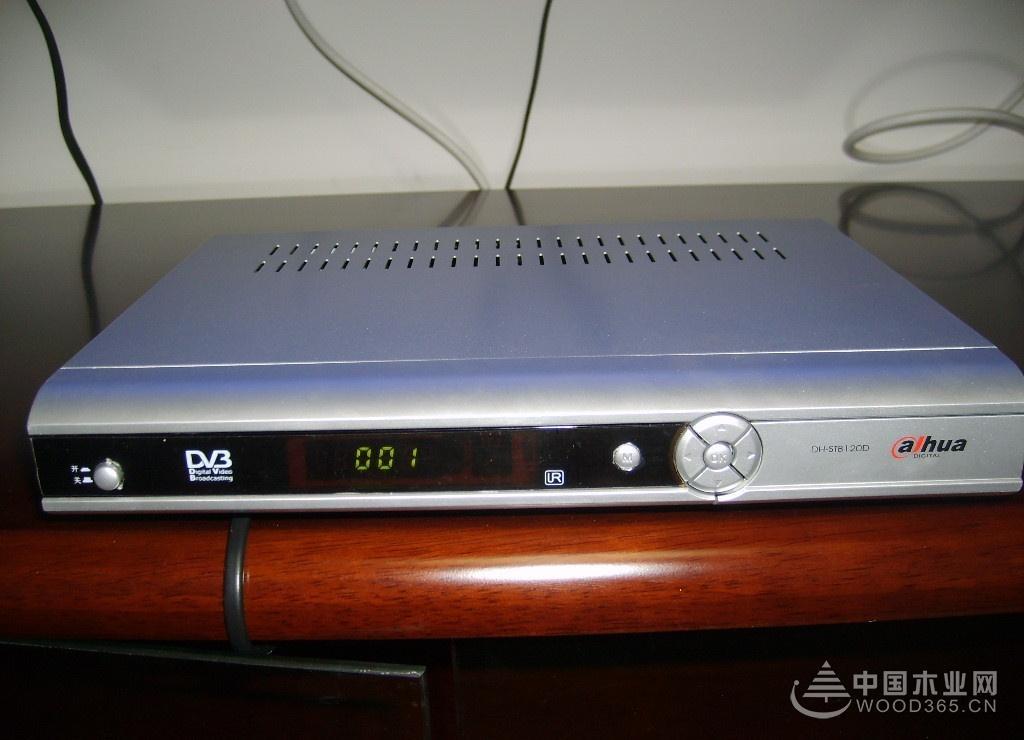 有线电视高清机顶盒安装和使用方法