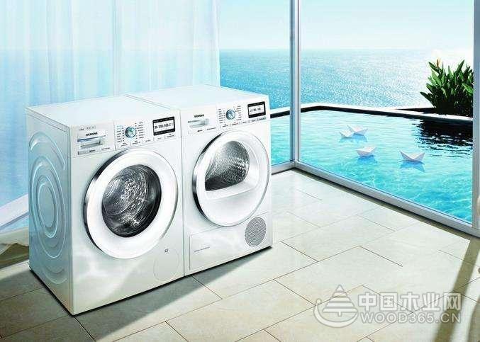 西门子洗衣机尺寸规格和优点