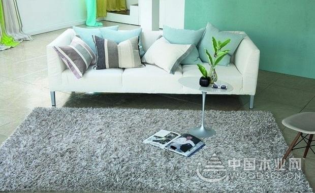 如何去除地毯异味?