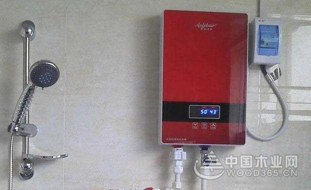 即热式电热水器缺点