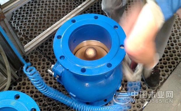 消声止回阀工作原理和特点用途
