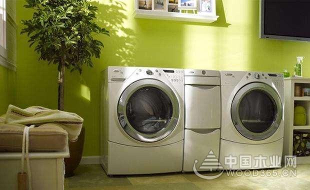 滚筒洗衣机清洗方法