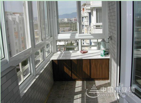 封闭式阳台设计可有哪些功能?