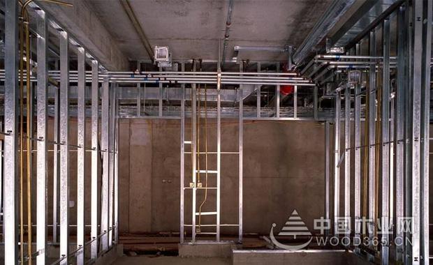 轻钢龙骨隔墙施工规范