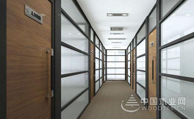 办公室走廊怎么设计?