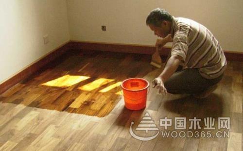 水性地板漆的特点和施工方法