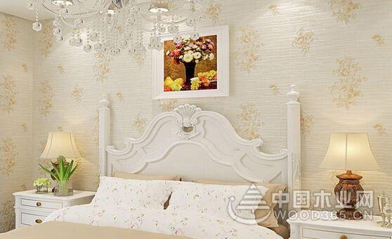 卧室装修墙纸价格多少?