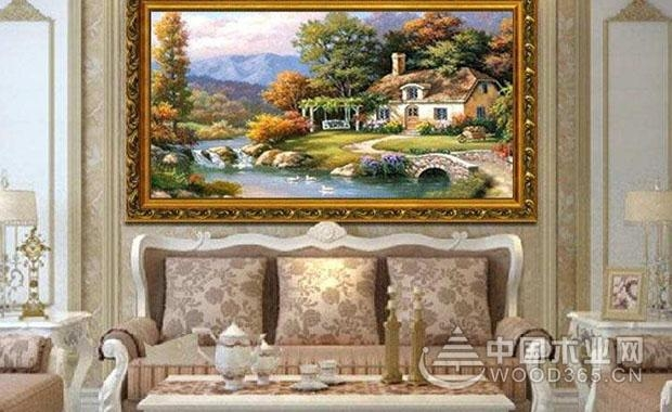 如何挑选欧式油画装饰画?