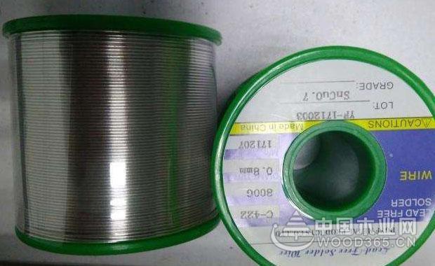 含银无铅焊锡丝规格介绍