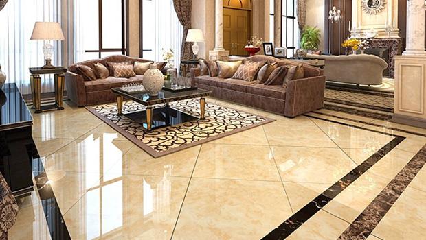 最新好看的室内地板砖装修图片效果图