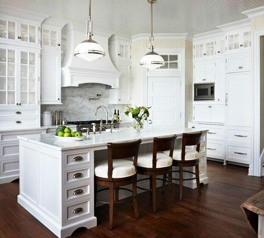 农村房屋设计图大全:农村整体厨房设计效果图