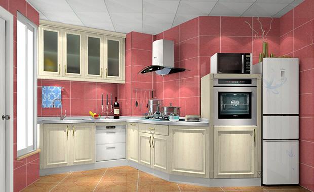 小厨房设计装修需注意的问题-中国木业网