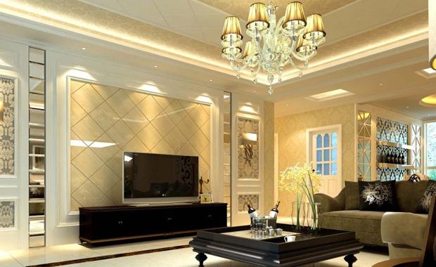 考虑客厅大小   一般来说,在选择客厅的吊灯安装位置时候,应该要先对客厅的整体规格大小有一定的了解,根据房间的大小概况,在灯具位置的安装上会进行适当地调整。客厅的吊灯通常应该在正中间,通过正中间散发出来的灯光能够均匀地向四周散开,从而能够让整个客厅都享受到光照。   考虑吊灯亮度   在客厅中安装吊灯,与吊灯的外观设计和照明亮度是有关的。即便是在正中央,如果吊灯的照明亮度不足的话,也是难以保障整个客厅都享受到亮光,往往有时候需要搭配好几盏灯才可以。而如果吊灯比较大,照明度比较好,那是可以直接选择中央