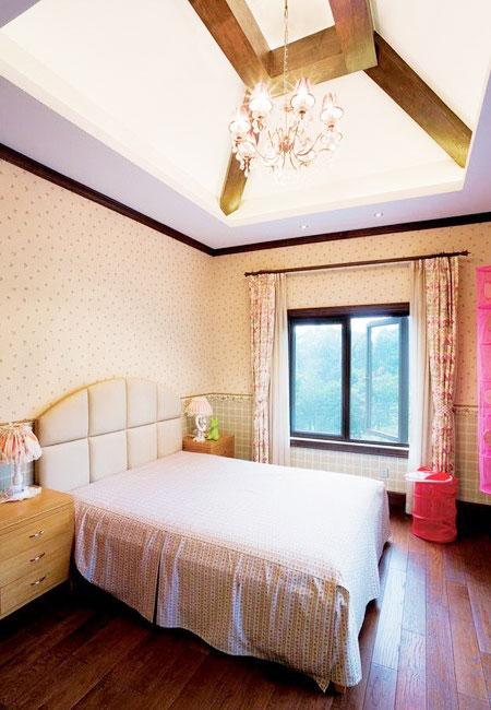 10张地中海卧室吊顶效果图-中国木业网