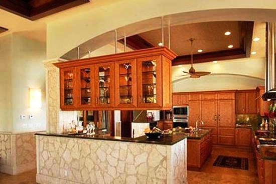 美观实用 14张厨房餐厅隔断效果图