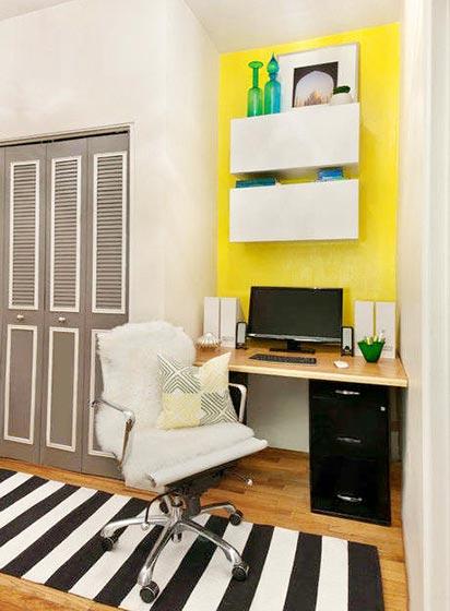 10款简易小书房装修效果图