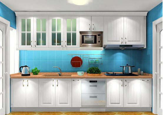 5款欧式厨房门装修效果图详细介绍