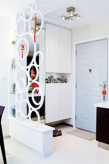 17张客厅玄关隔断效果图 巧妙利用空间