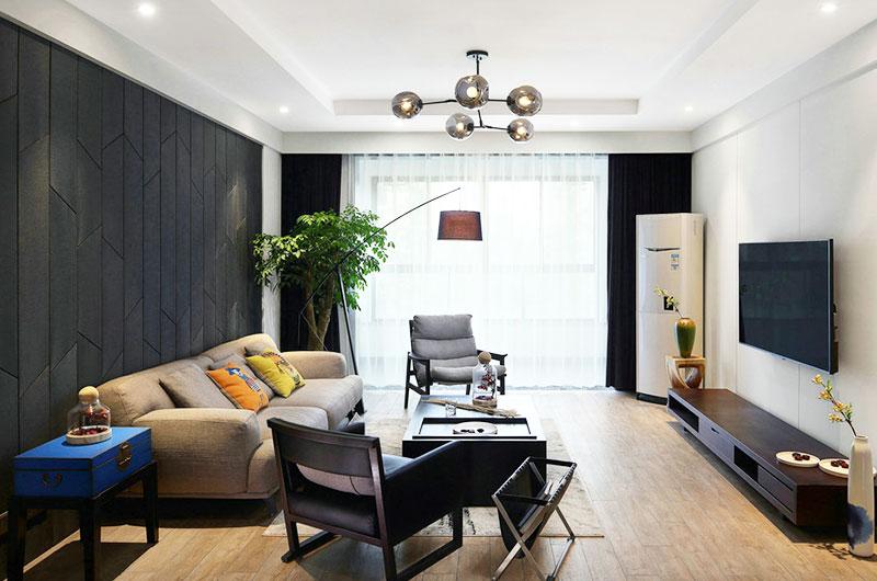 现代简约风格花园洋房装修 低调奢华韵味-中国木业网