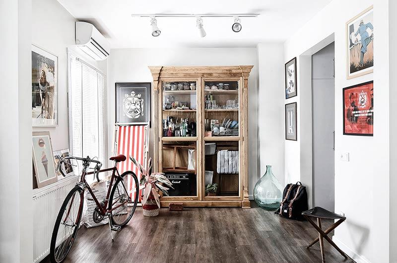 40平小户型公寓装修效果图 精致温馨氛围