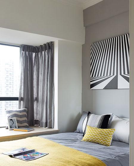 21平北欧风格超小户型单身公寓装修