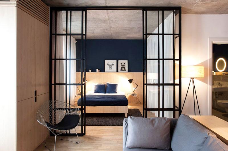 一室一厅小户型装修效果图