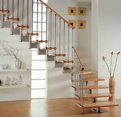 10款简单的旋转楼梯设计效果图5