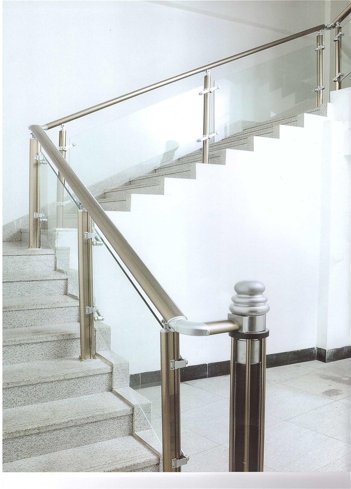 8款別墅樓梯扶手圖片