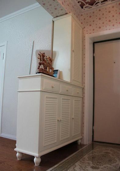 14款隔断鞋柜装修效果图 更好利用空间