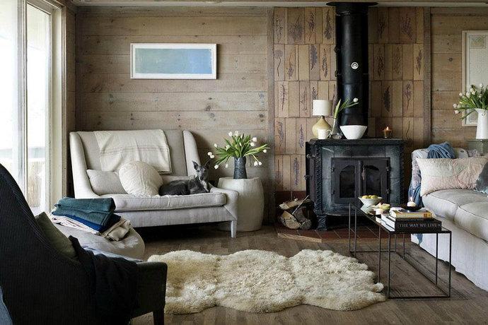 美式乡村风格三居室家居设计图赏3