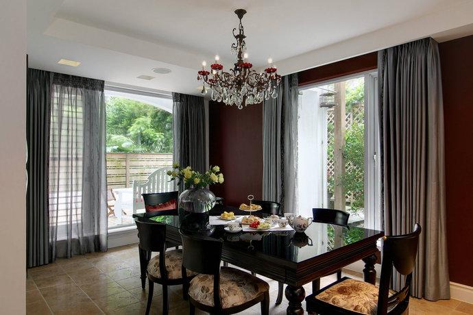 四居室超大户型简欧客厅装修效果图5