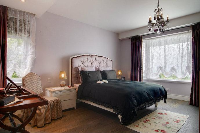 四居室超大户型简欧客厅装修效果图6