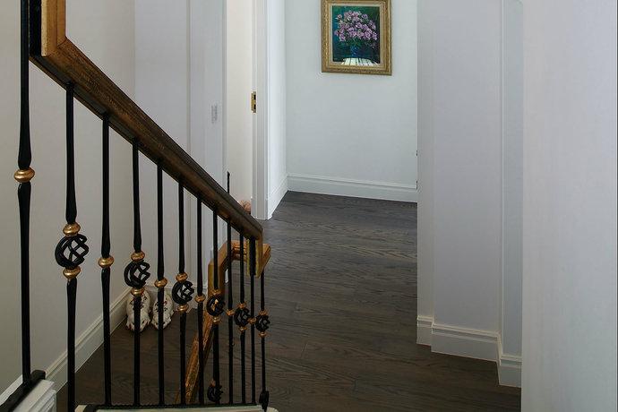 四居室超大户型简欧客厅装修效果图7