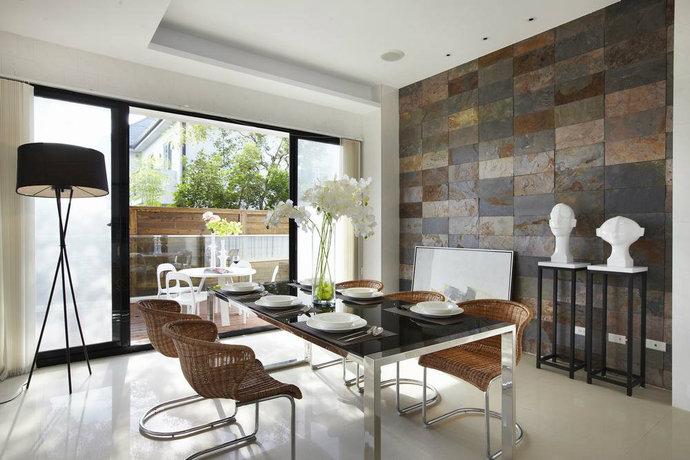 现代风自地自建乡村别墅设计图样板案例6