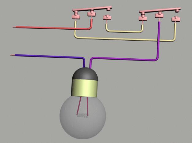 什么是双联开关,如何进行双联开关接线