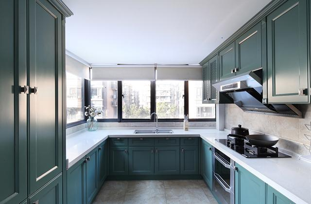 2017年流行的厨房装修设计效果图