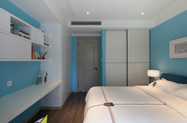 简约小清新卧室装修图片设计欣赏